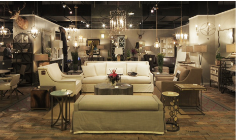 Gabby 39 S Transitional Furniture Draws A Crowd At High Point Market Gabby