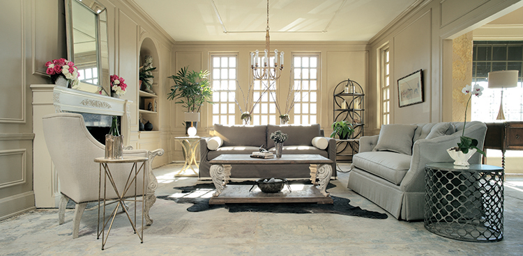 How to master transitional style traditional contemporary for What is contemporary furniture style