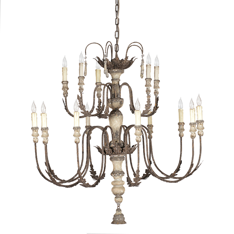 Give your living room an update with antique style lighting accents antique style lighting katrina chandelier aloadofball Choice Image