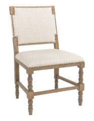 Tyson Dining Chair - Burnished Oak