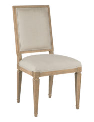 Danielle Chair - Burnished Oak