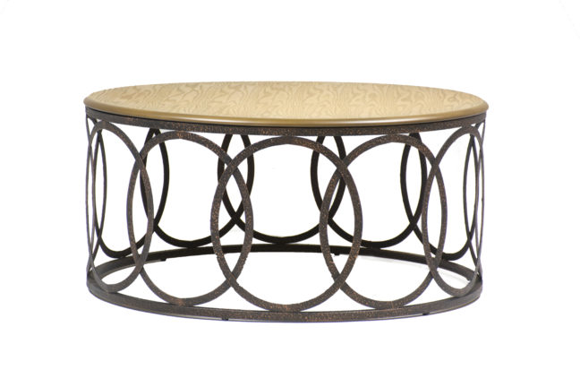 transitional coffee table : axiomatica