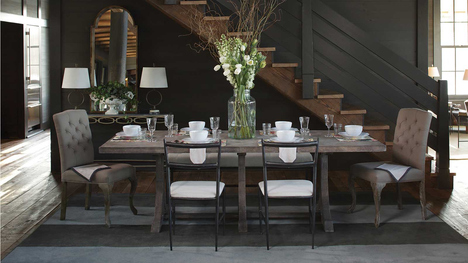 the transitional home traditional design meets modern style gabby