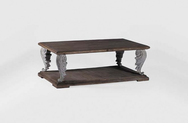 Acanto Coffee Table | Antique French Reproduction Furniture