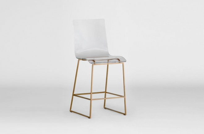 Gold King Bar Stool | Gabby