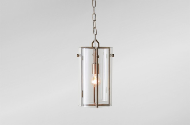 Sharon Glass Pendant Light - Gabby