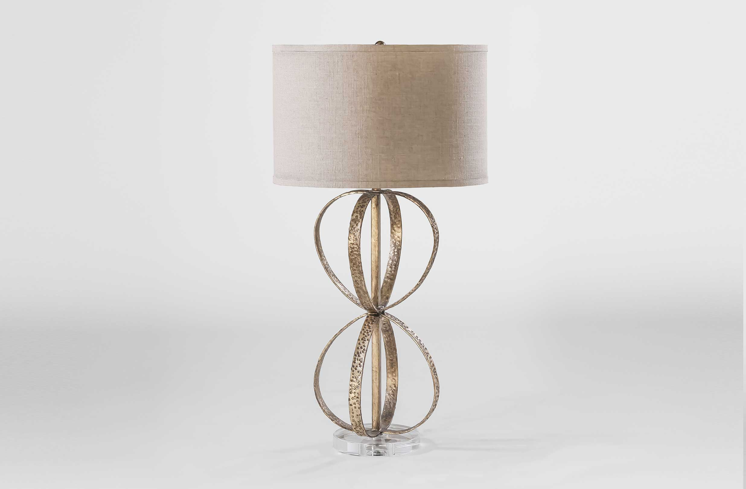 Gold Metal Table Lamp Callie Lamp Gabby
