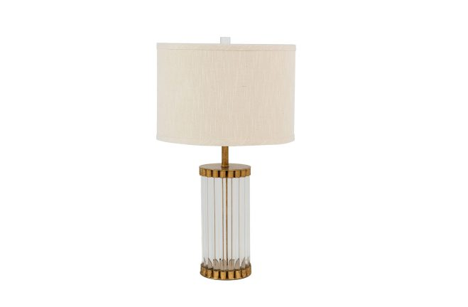 Toulouse Lamp