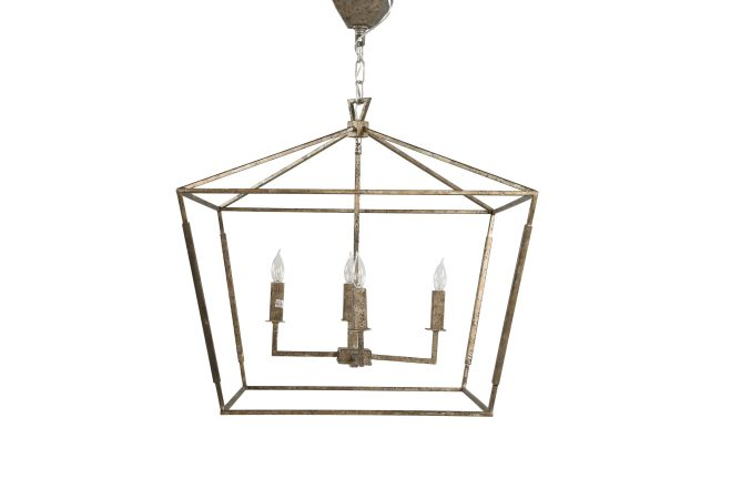 Amelia Chandelier | Small Transitional Chandelier | Gabby