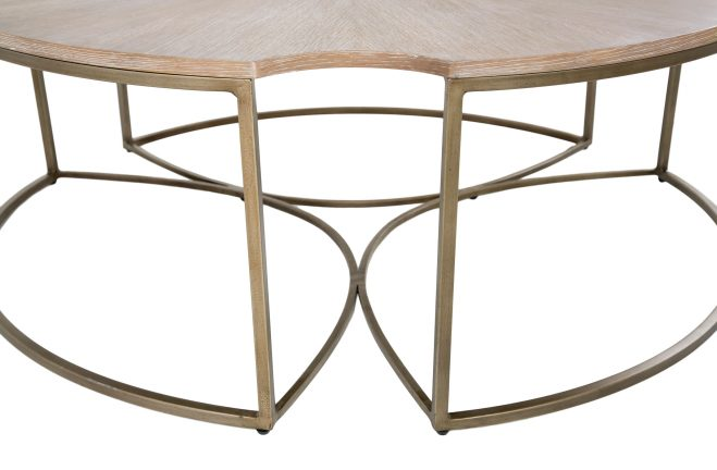 Cerused Oak Coffee Table | Zelda Coffee Table | Gabby U2026