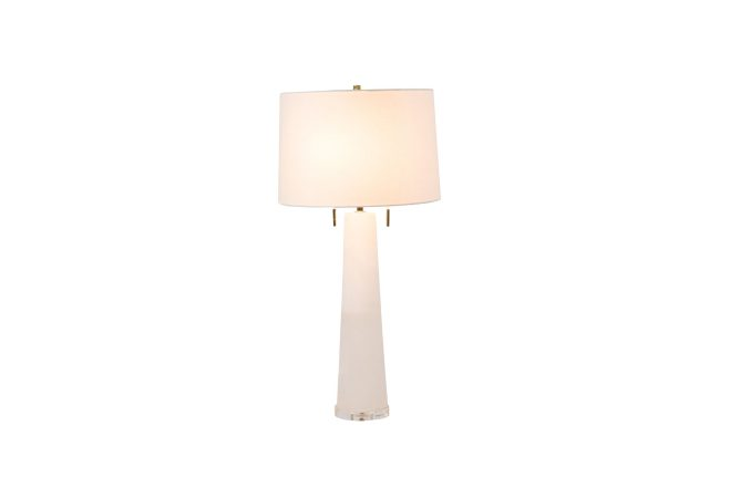 Quatrefoil table lamp | Margaret table lamp | Gabby