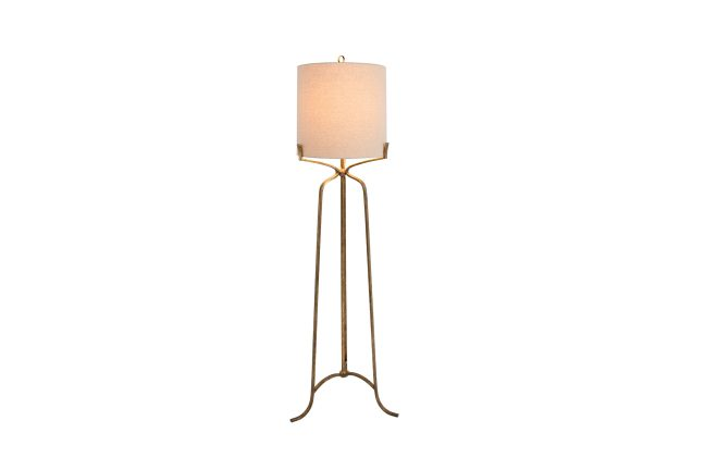 Metal Floor Lamp | Evie Floor Lamp | Gabby
