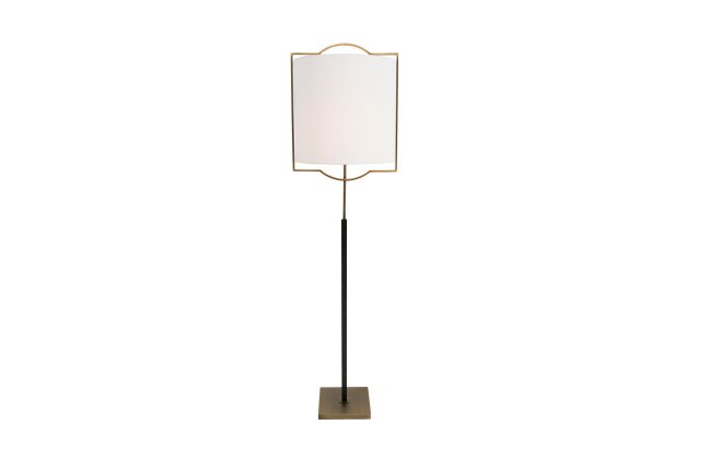 Metal Floor Lamp | Calhoun Floor Lamp | Gabby