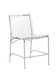 Penelope Chair- Chrome