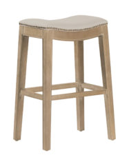 Vivian Barstool - Burnished Oak