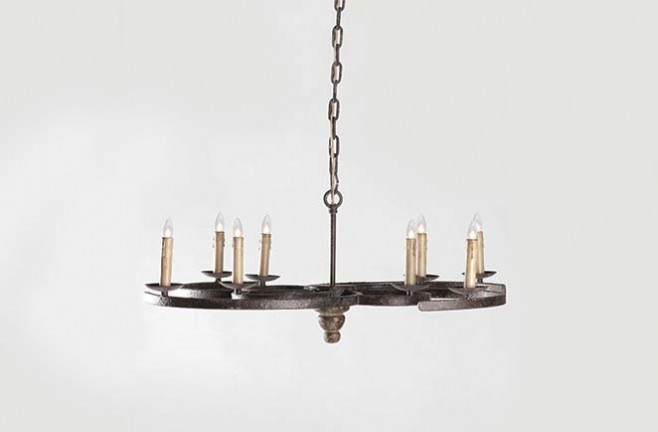 Antique lighting chandelier