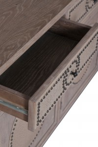 Luther drawer detail