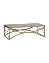 Bernard Antique Mirror Coffee Table