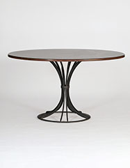 Althea Round Dining Table
