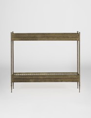 Marcus Antique Style Console Table