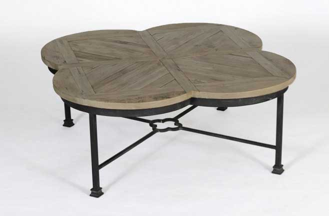 Edwin Quatrefoil Coffee Table Edwin Quatrefoil Coffee Table