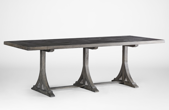 Retro Style Dining Table Adams Table Gabby