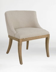 Tina Chair - Burnished Oak