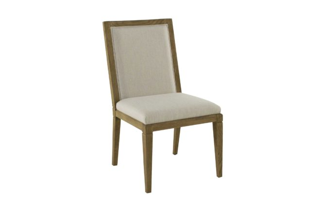 Katherine Side Chair - Burnished Oak