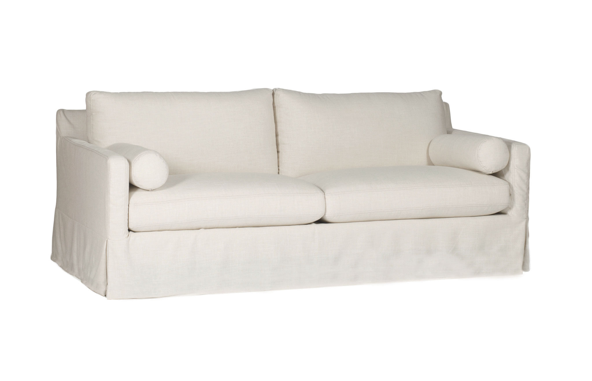 Transitional Slipcovered Sofa Hayes Sofa ~ What Is A Transitional Sofa