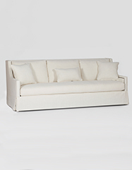 Helena Sofa | Custom Tailored