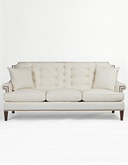 Victoria Sofa | Custom Tailored