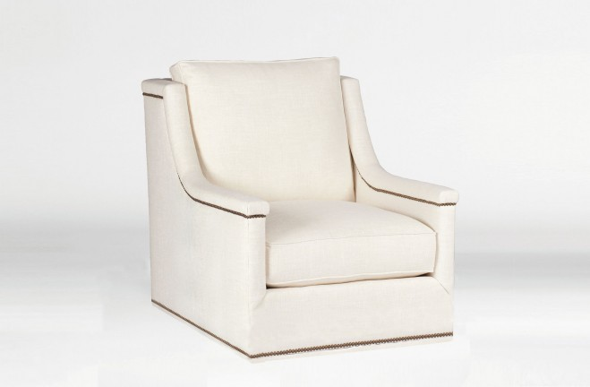 Liam Swivel Chair | Gabby