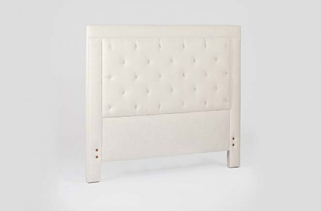 Transitional Tufted Headboard