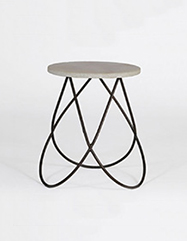 Scottie Side Table