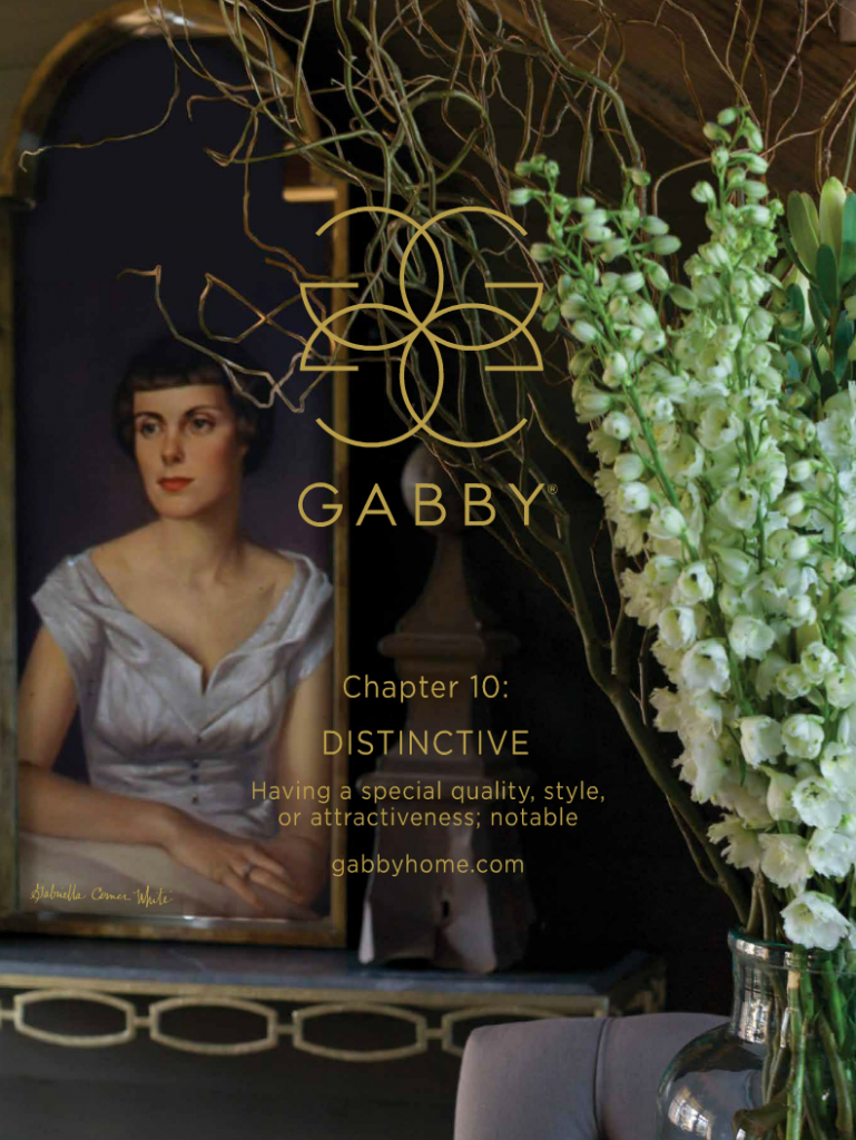 Gabriella Comer White on the cover of Gabby Ch 10