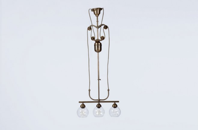 Christopher Pulley Pendant