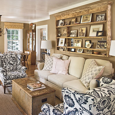 Southern style interiors