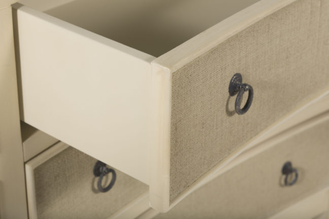 White Chest Of Drawers Naomi By Gabby