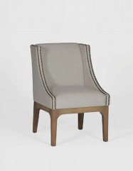 Garner Chair - Burnished Oak