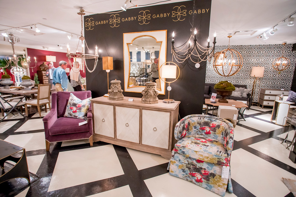Gabby showroom High Point Market Spring 2016