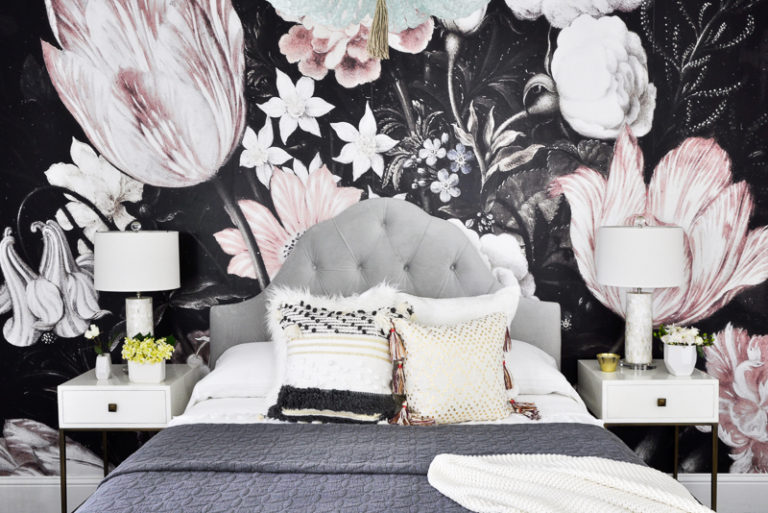 one-room-challenge-reveal-dark-floral-wallpaper-bedroom_