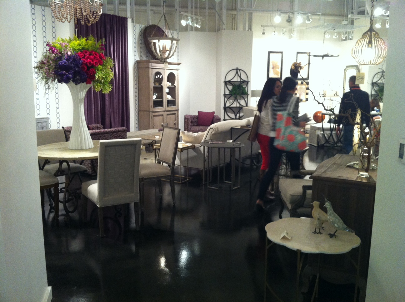 Gabby Las Vegas Showroom January 2014