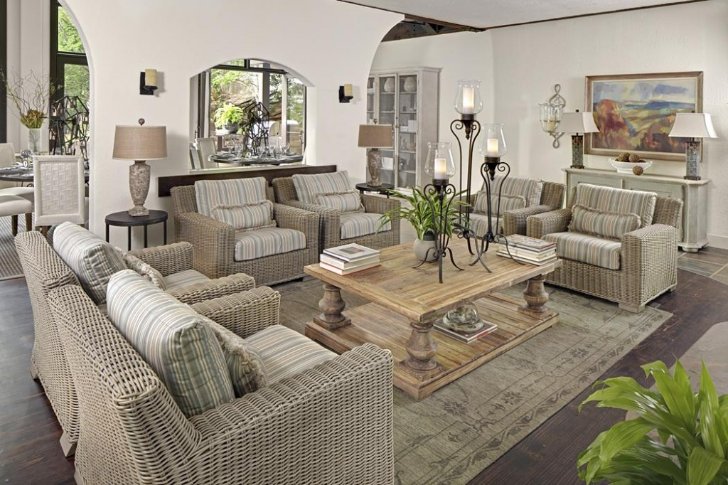 Indoor Furnishings And Outdoor