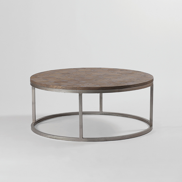 Transitional Style Coffee Table