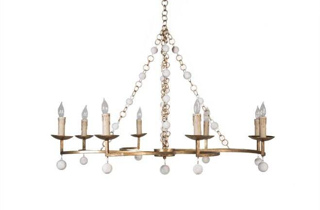 Beaded Chandelier | Carrie Chandelier | Gabby