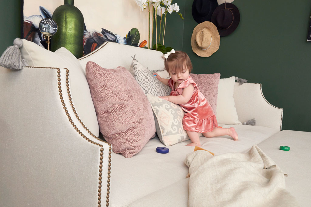 Picture of: Function Meets Style Designing With Sleeper Sofas