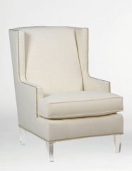 Gable Chair | Custom Tailored