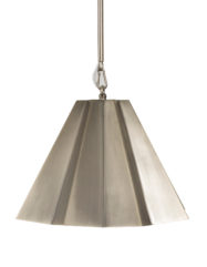 Henley Pendant - Nickel