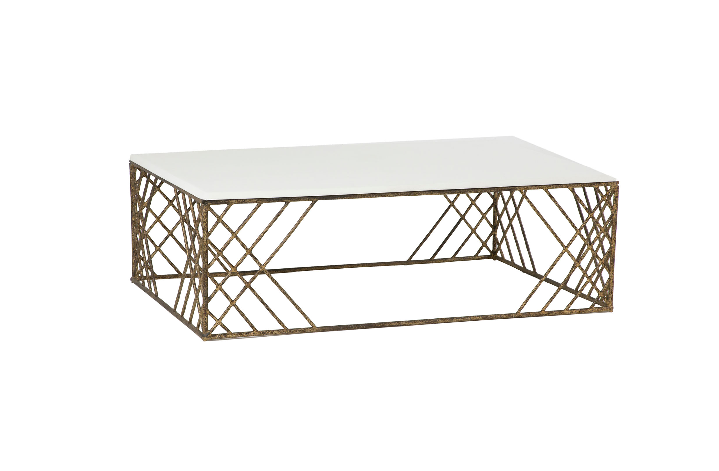 Lattice Coffee Table | Cassidy Coffee Table | Gabby