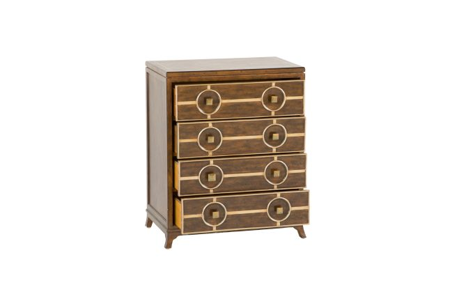 Acacia wood chest | Costello chest | Gabby